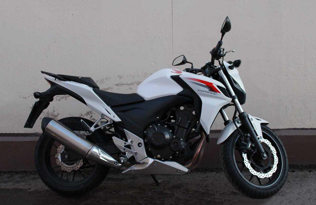 Honda-CBF-(A2-luokan-pyörä)