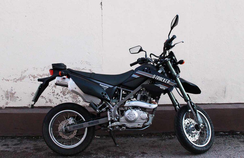 Kawasaki-D-Tracker-125