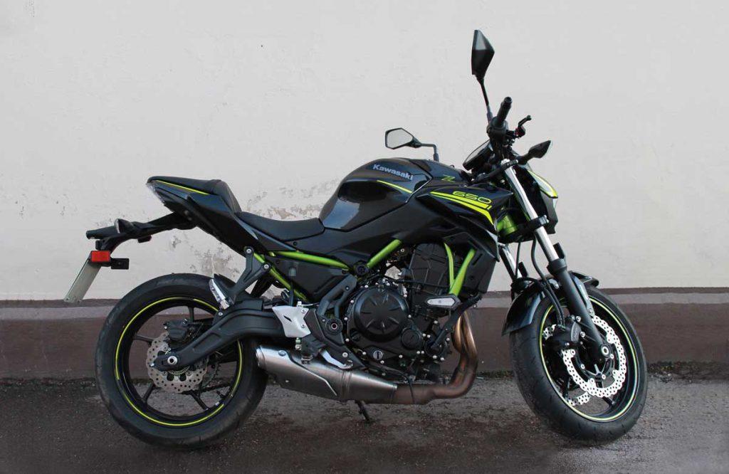 Kawasaki-Z650
